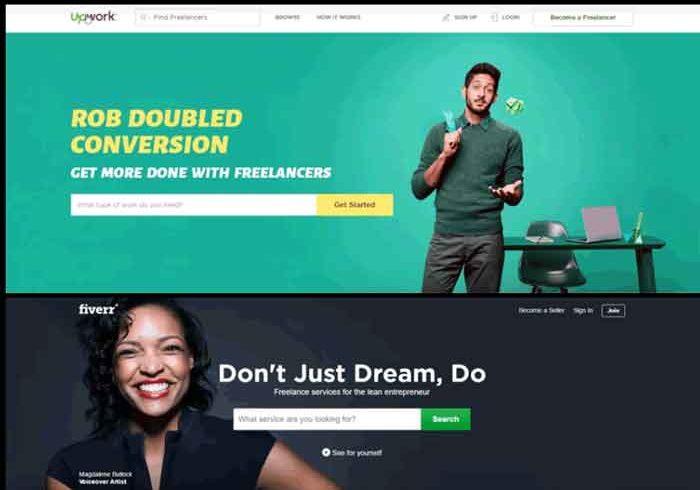 Freelance-platform