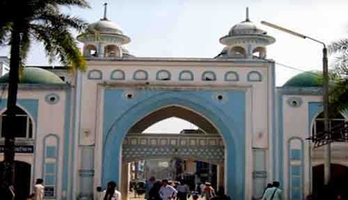 Top Tourist Attraction Bangladesh- Shah Jalal Mazar