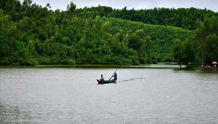 Bandarban lake