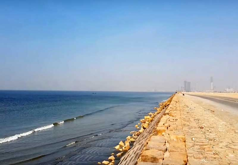 Pakistan-clifton-beach-Karachi