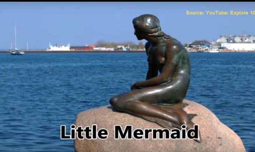 The Little Mermaid Denmark