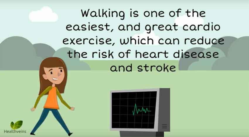 Walking-Benefit