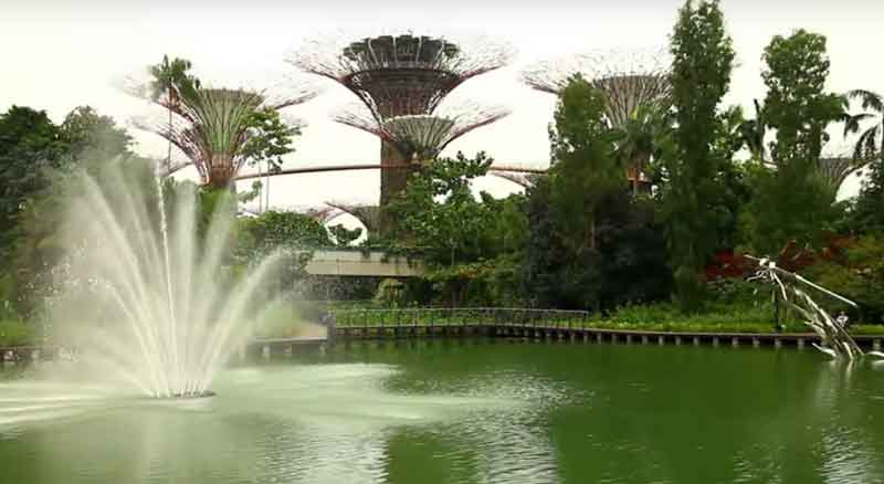 Singapore-travel-destination