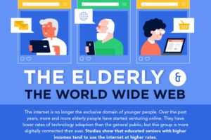 Infographic-Elderly-and-The-World-Wide-Web