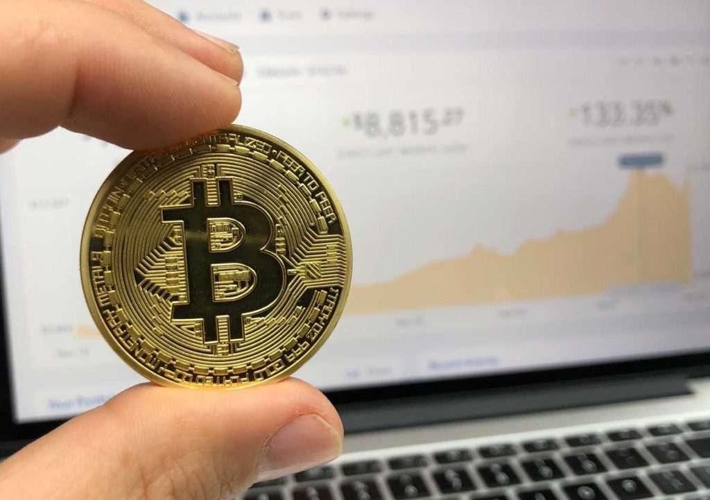 Blockchain-technology-Bitcoin