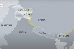 China-India Military tension