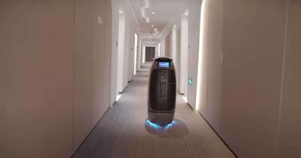 Alibaba-FlyZoo-Hotel- Chinese technology