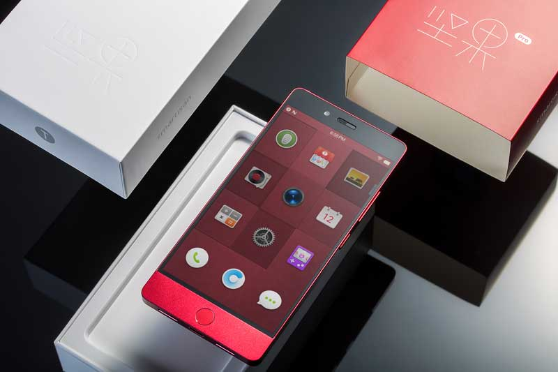 Red-Android-Smartphone