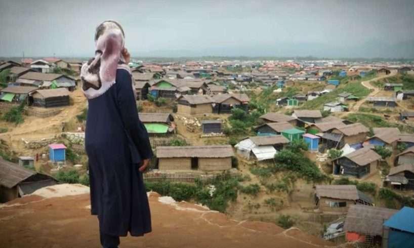 Rohingya-refugee-camp-in-Bangladesh
