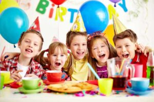 Plan A Kids Birthday Party on a Budget