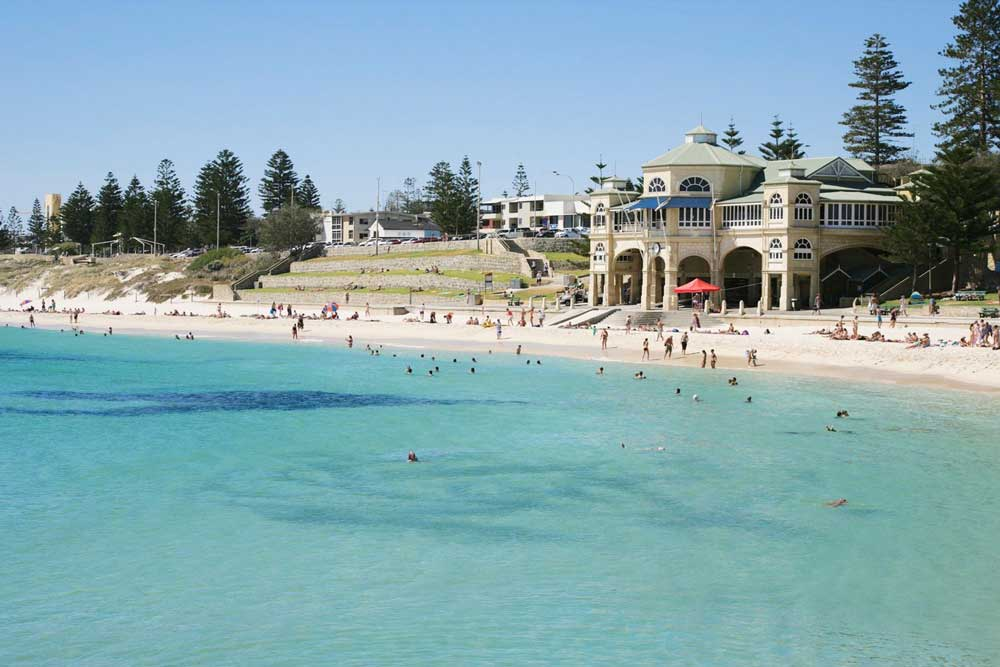 Cottesloe-Beach- Must Visit Places in Perth