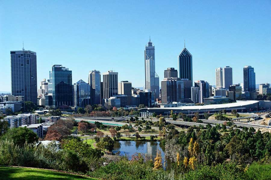 Kings-Park- Places in Perth, Western Australia