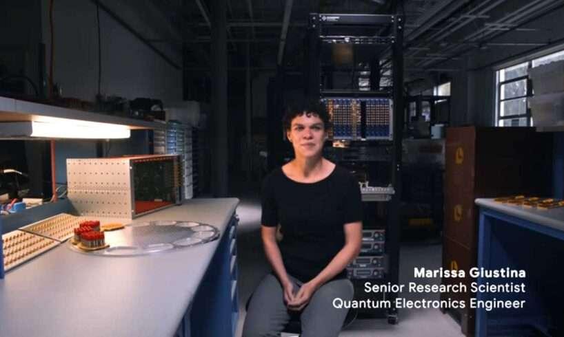 Marissa-Giustina-Senior-research-scientist-quantum-electronics-Engineer