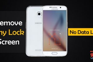 remove samsung pattern lock no data loss