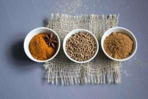 Coriander herbal medicine