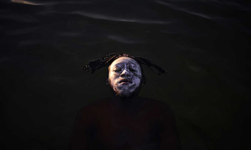 Man-Floating-in-Water-African-countries