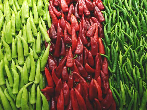 Photo-of-Green chilies