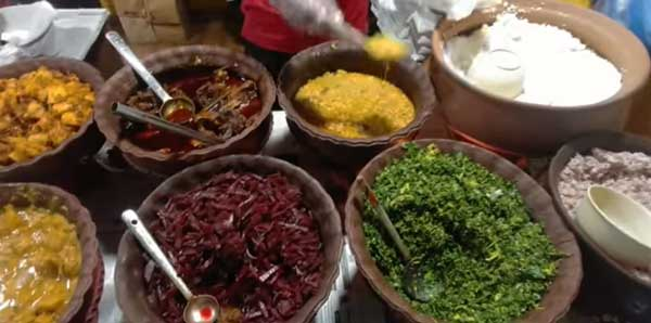 Lunch packets Sri Lanka healthy delicious food