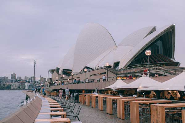 People-Walking-Near-Sydney-Opera-House