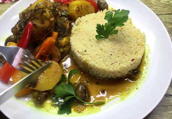 Tajine, Morocco healthy delicious food