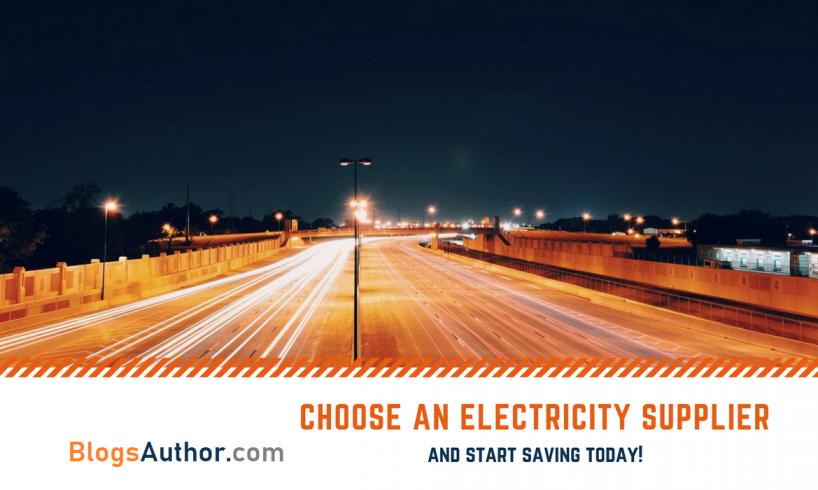 choose the best electricity supplier