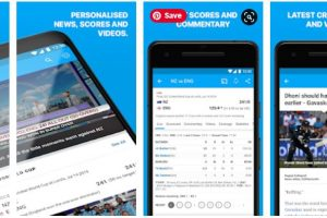 Best Cricket Score Apps
