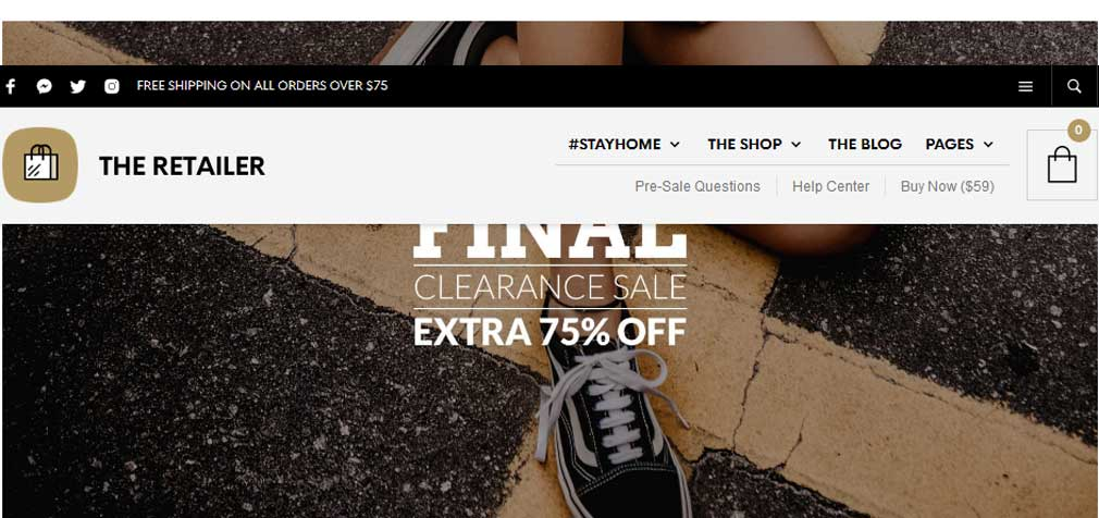 The-Retailer-Store-theme-for-WooCommerce