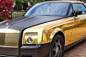 Prabhas Rolls-Royce
