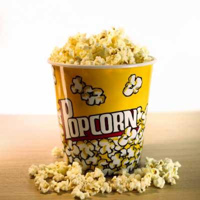 Popcorn cancer causing foods