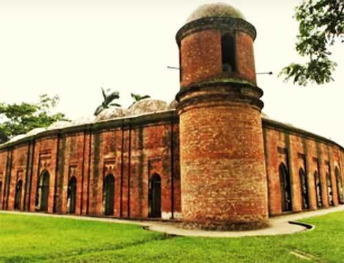 Sixty-Dome Mosque